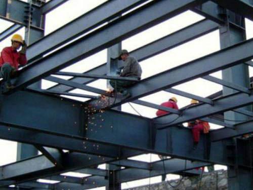 钢结构加固改造