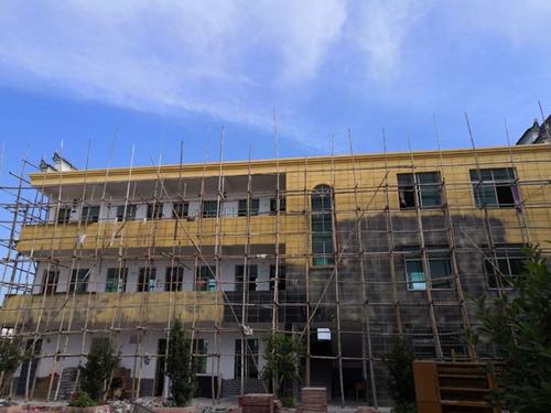 广西省南宁市某中学食堂房屋安全性鉴定